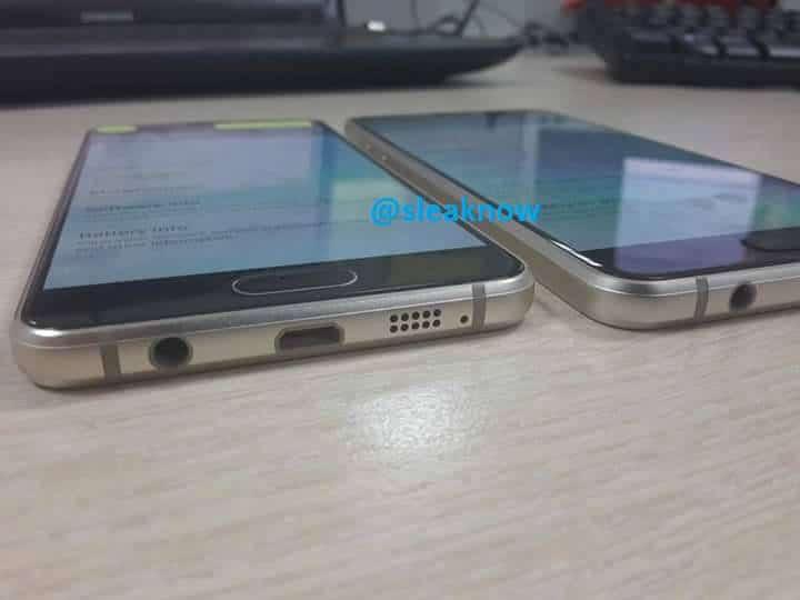 Galaxy A5 USB