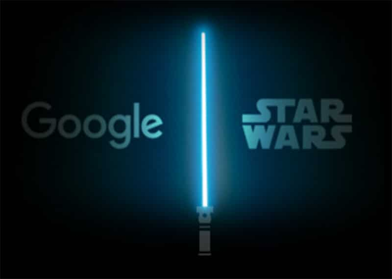 google star wars force