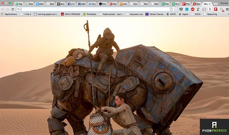 google star wars services