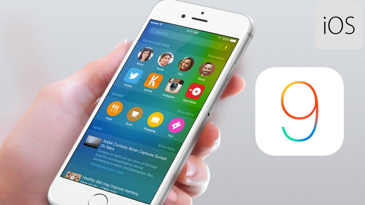 hack iOS 9