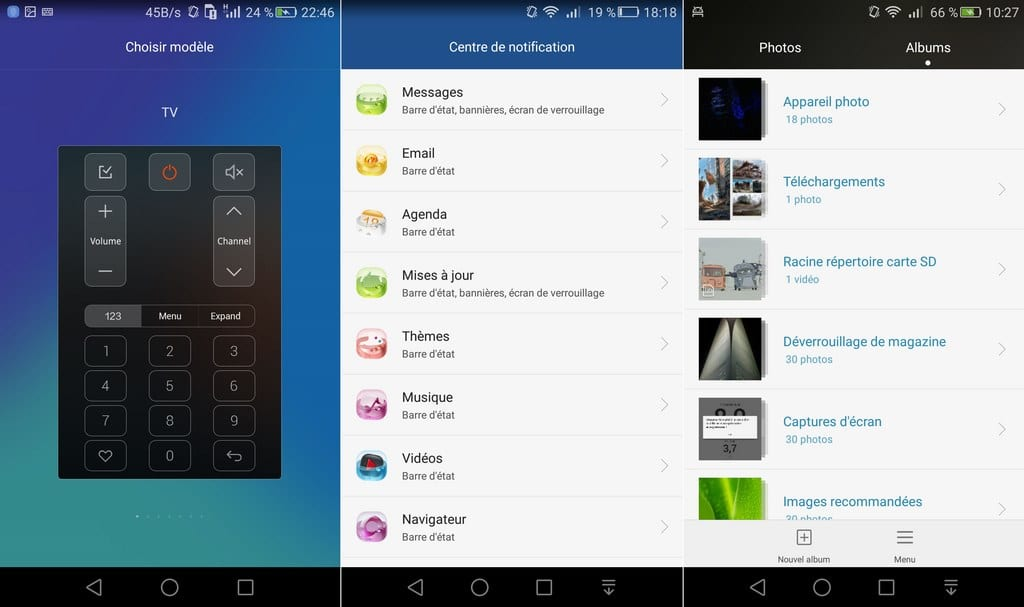 honor 7 interface lollipop
