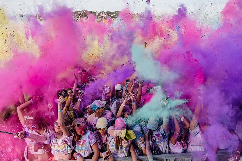 honor color run