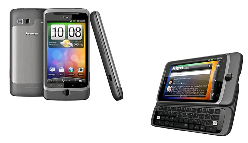 clavier physique smartphone