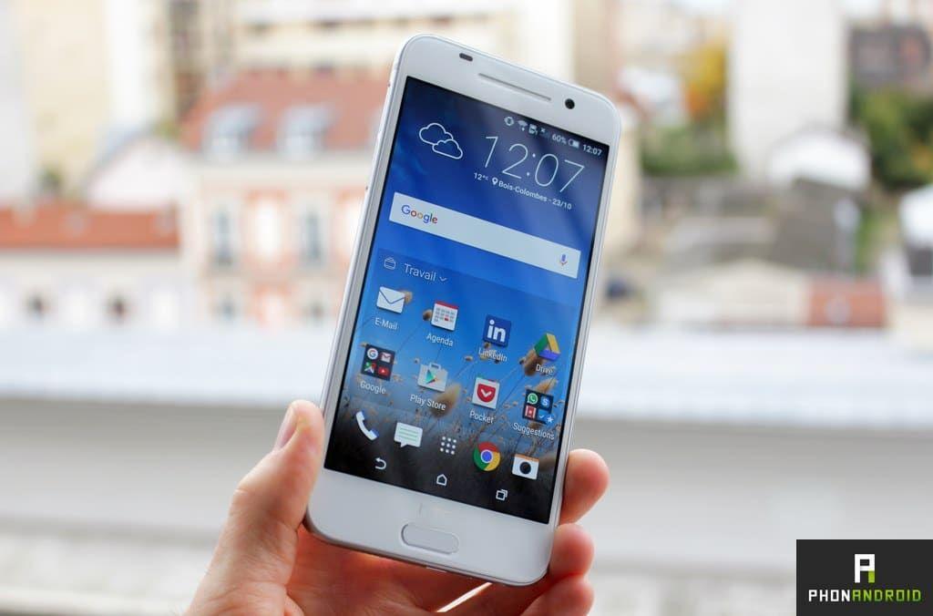 htc one a9 smartphone derniere chance
