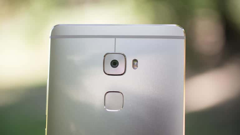 Huawei capteurs photo