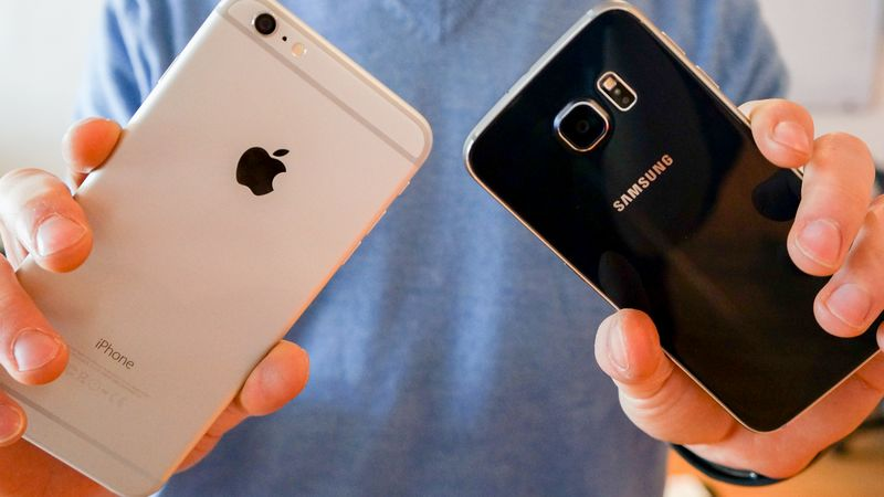 iPhone 6S publicite samsung