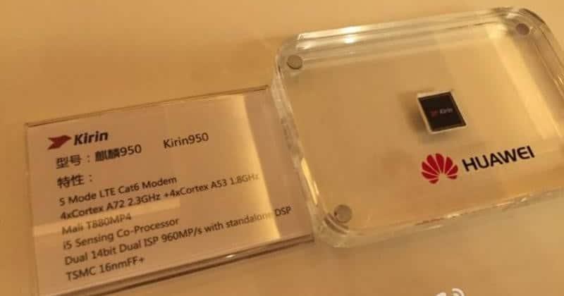 Kirin 950