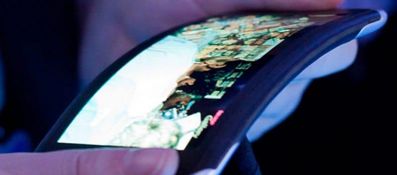 LG ecran flexible