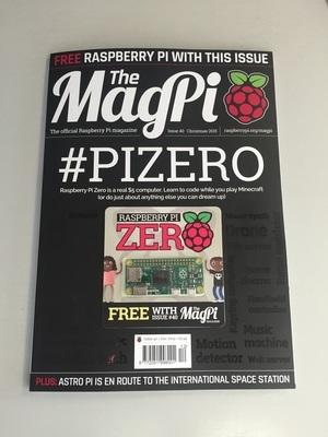 magpi magazine raspberry