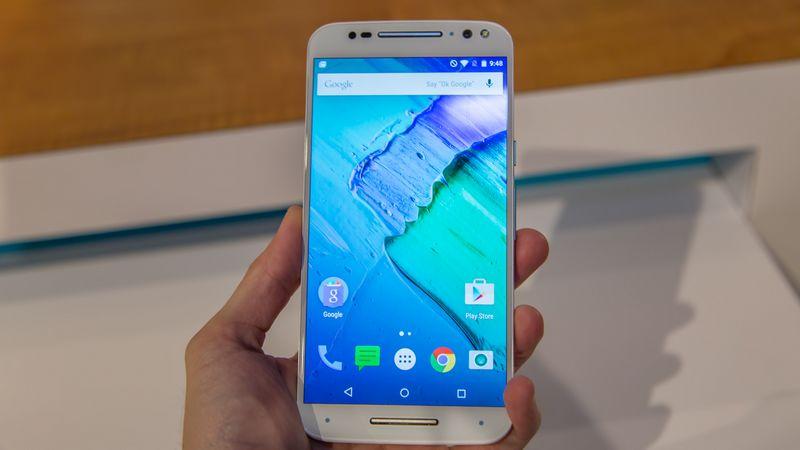 Moto X Style Android Marshmallow