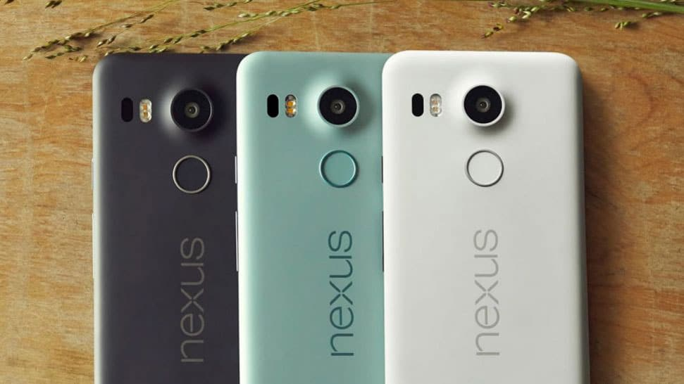 nexus 5X stockage 16 Go