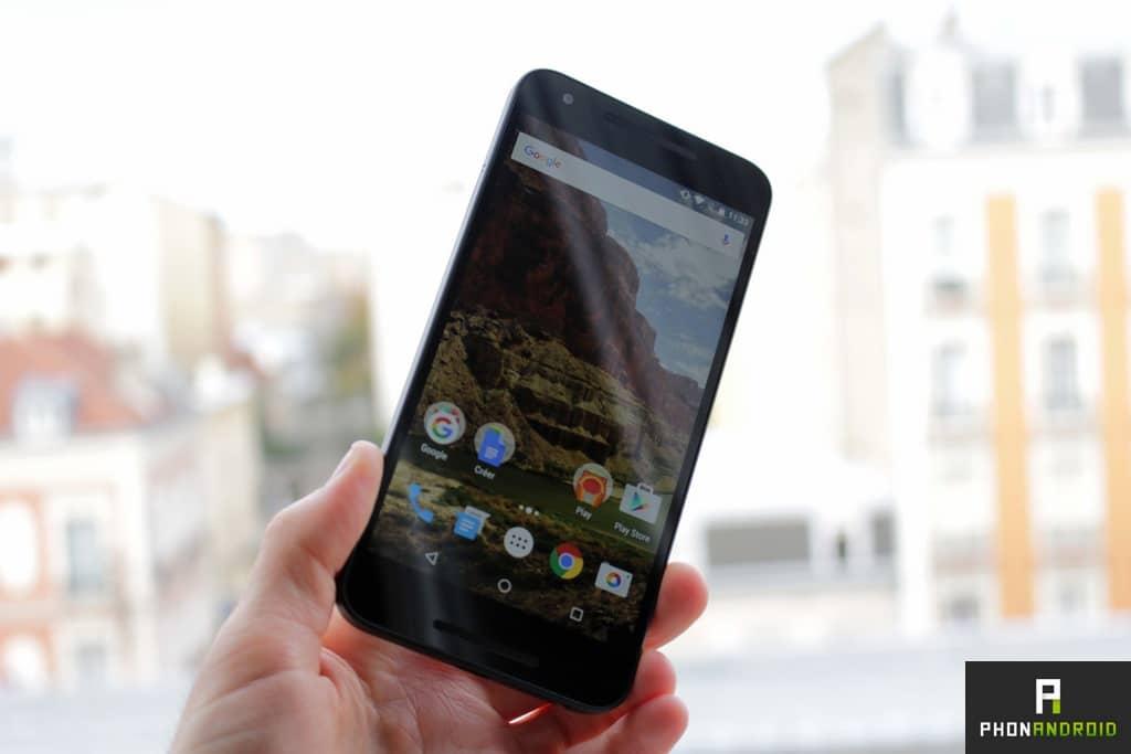 Nexus 5X lags