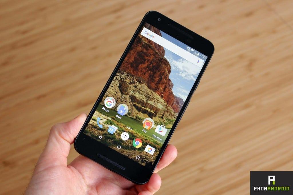 Nexus 5X probleme