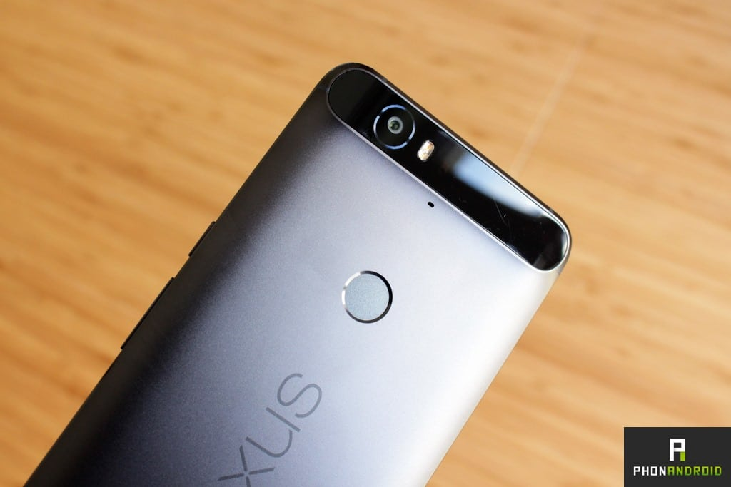 nexus 6p appareil photo