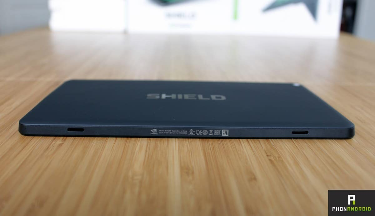 nvidia shield tablet k1 connecteur magnetique