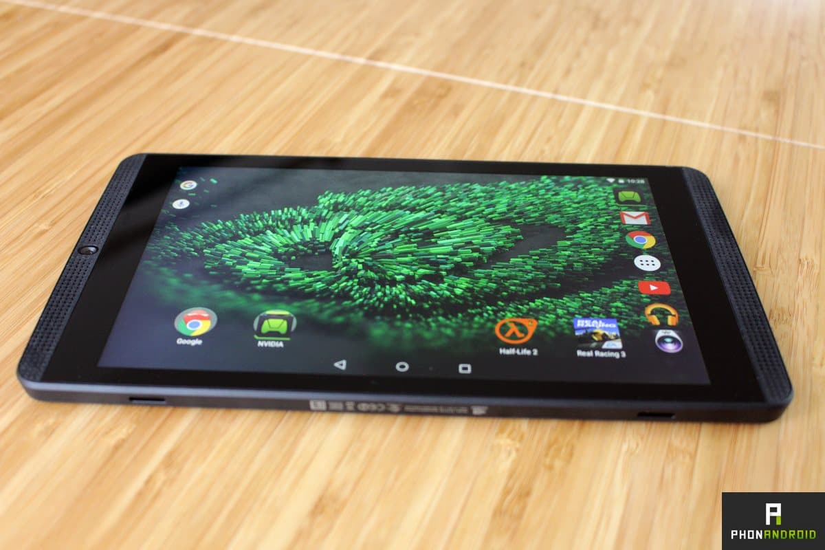 nvidia shield tablet k1 ecran ips