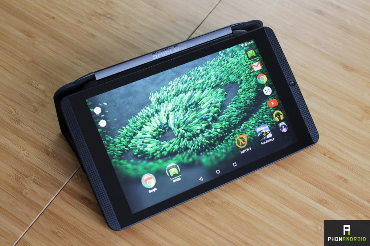nvidia shield tablet k1 socle