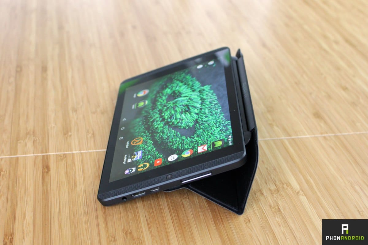 nvidia shield tablet k1 support cover
