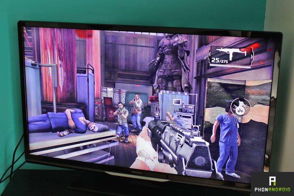 nvidia shield tv jeux android