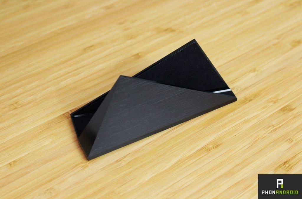 nvidia shield tv socle