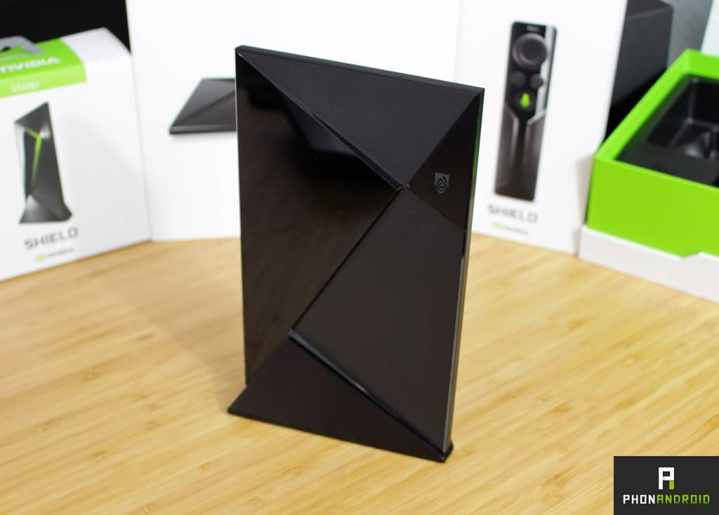 nvidia shield tv vertical