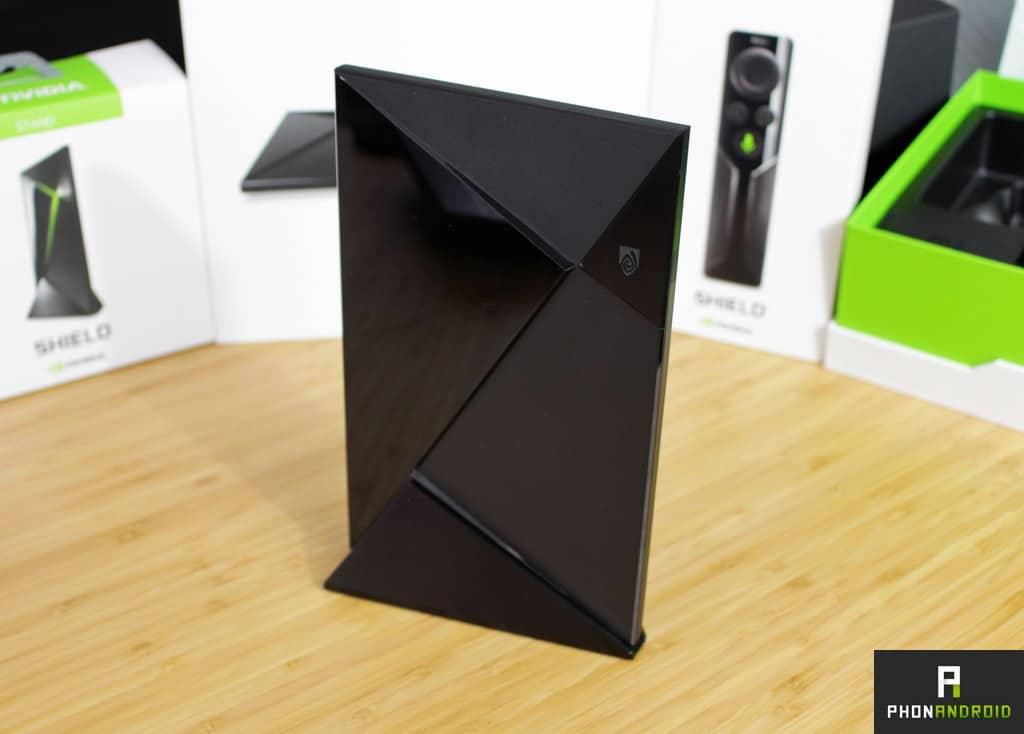 nvidia shield tv vertical