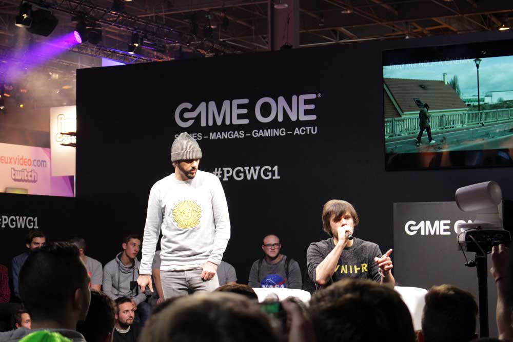 paris games week orelsan