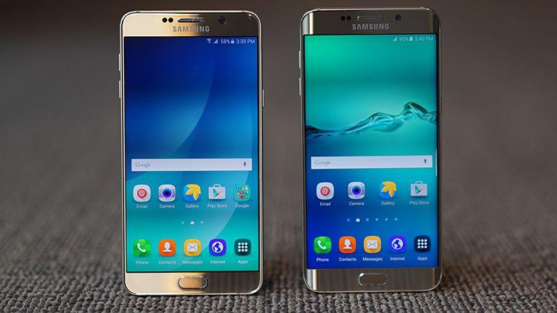 Samsung Galaxy securite