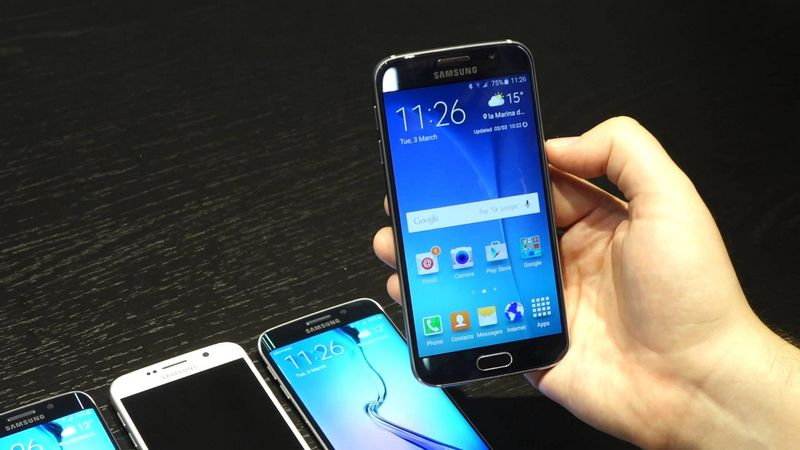 Samsung ventes