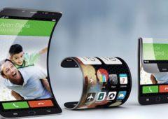 smartphone pliant samsung