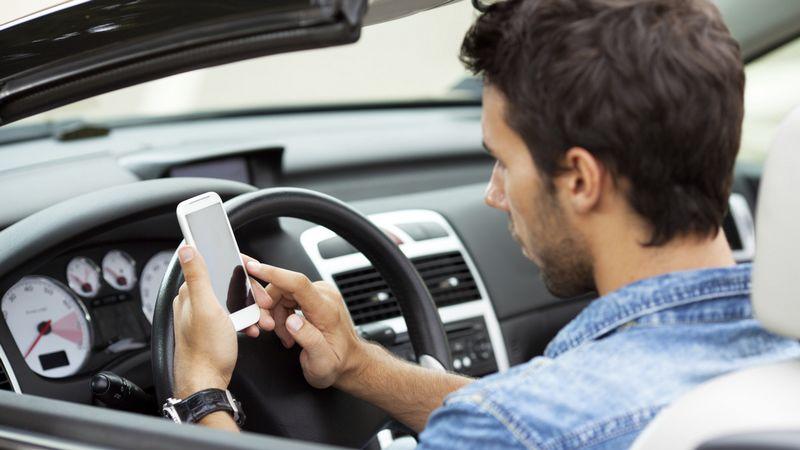 smartphone volant