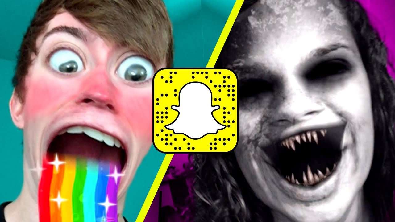 Snapchat effets selfies payants