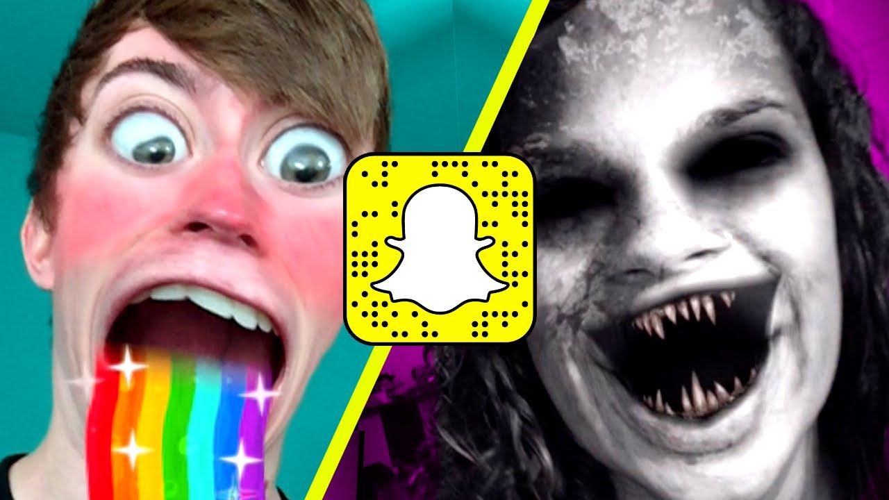 Snapchat effets selfies payants