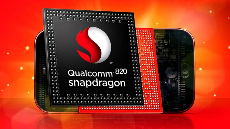 snapdragon 820 officiel