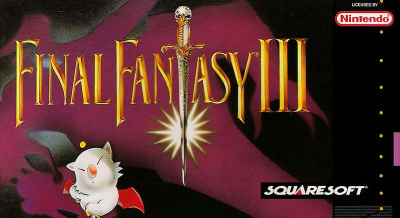 super nintendo final fantasy 3