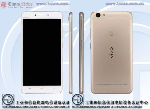 Vivo X6 Plus iPhone