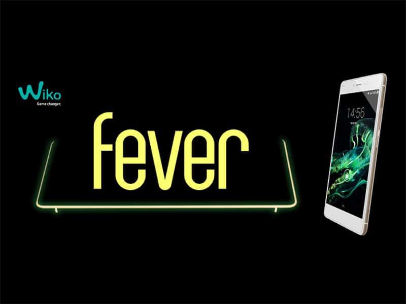 wiko fever disponible 20 novembre 200 euros