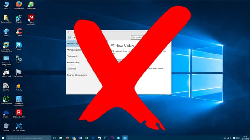 windows 10 desinstaller constructeurs pc
