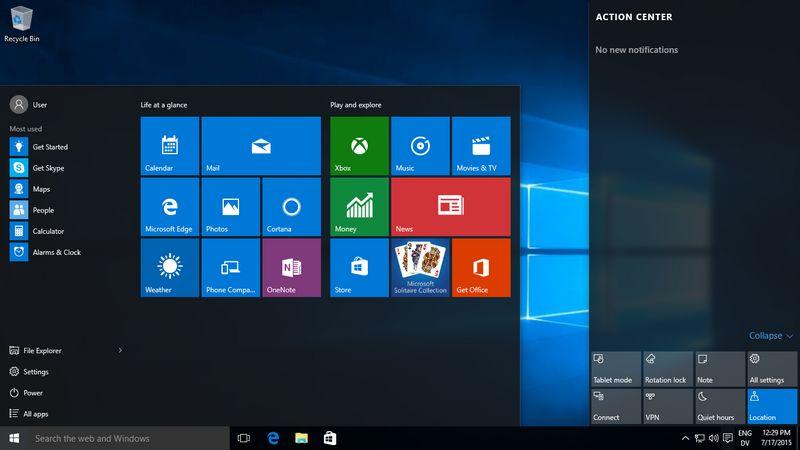windows 10 thresold 2