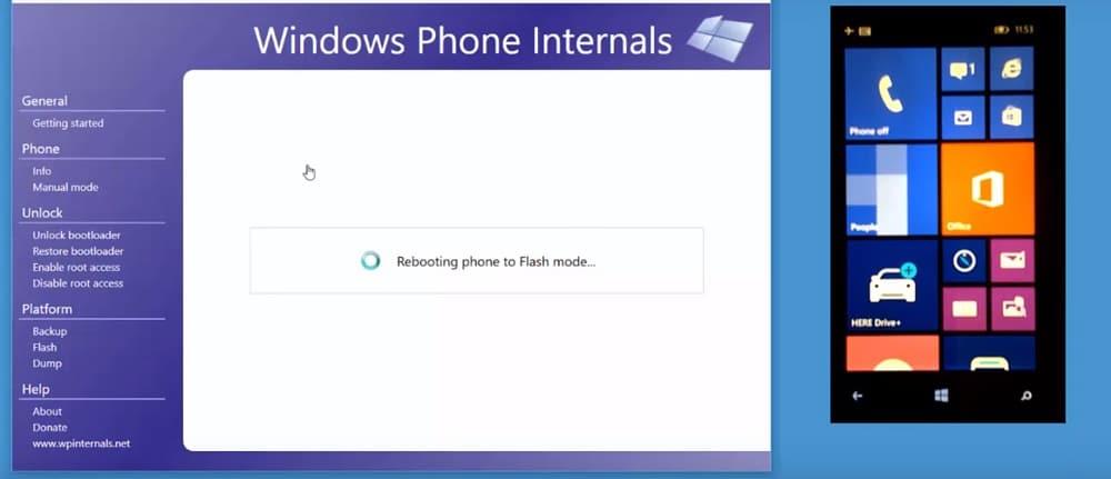 Windows Phone Externals