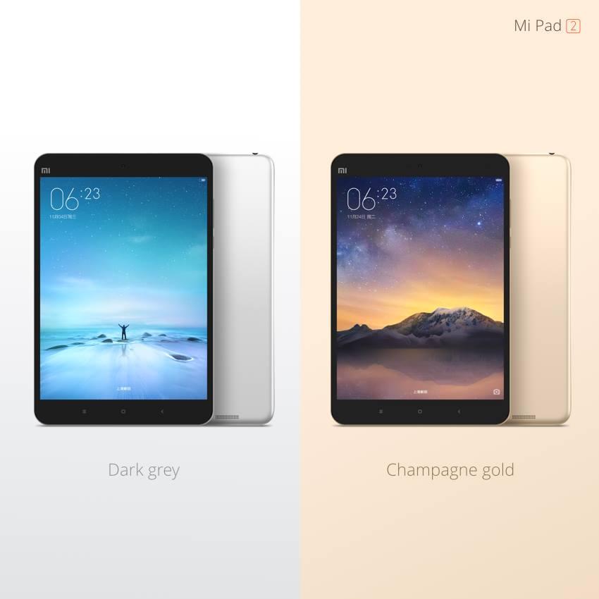 Xiaomi Mi Pad 2 Tiens Un Ipad Air 2 De 8 Pouces 224 150
