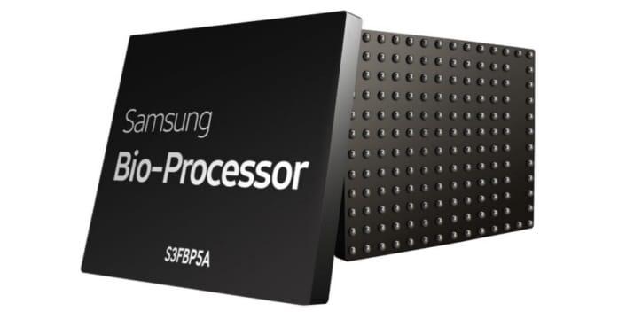 Bio-processeur Samsung