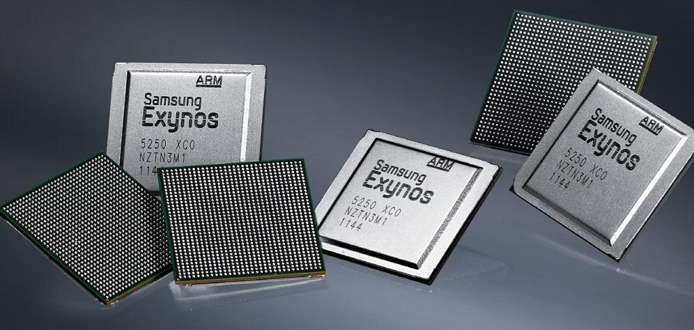 Exynos Samsung puce