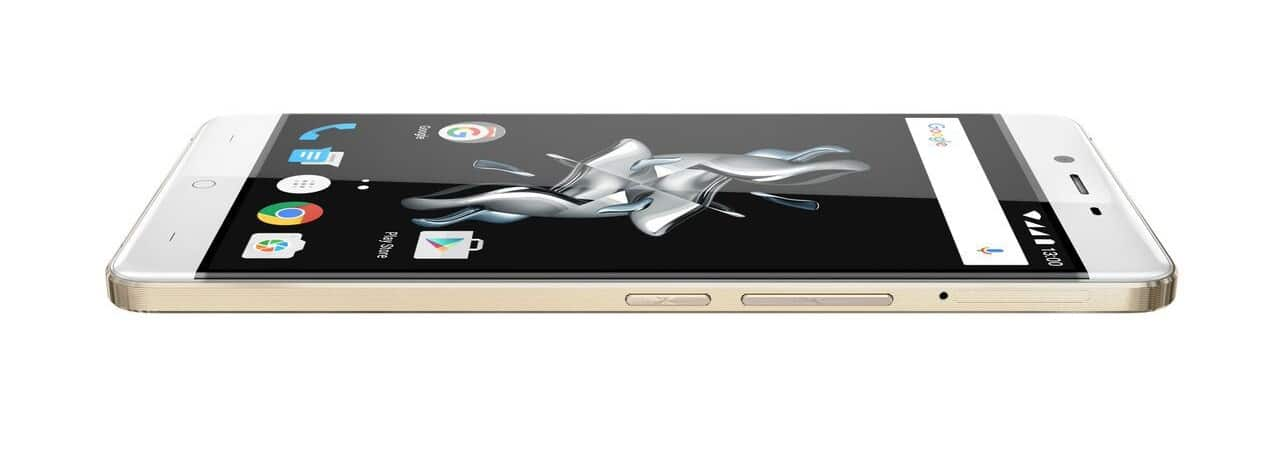 OnePlus X Champagne Edition : une version blanche et or ...
