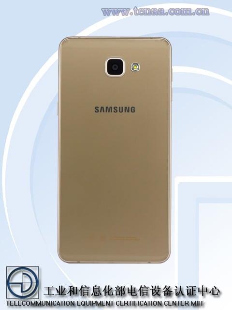 Samsung Galaxy A9 dos