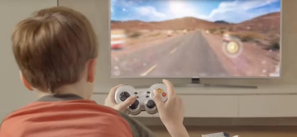 Samsung SmartTV PlayStation