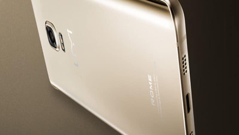 umi rome x iphone 6 plus aluminium