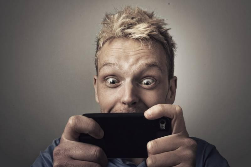 addict smartphone test