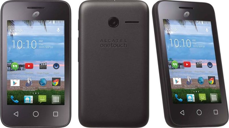 Alcatel smartphone pas cher