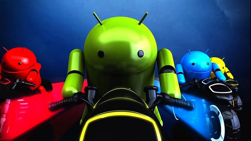 android fonctionnalites